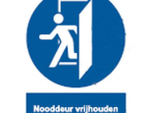 NEN 3011:2015 voor veiligheidstekens gepubliceerd