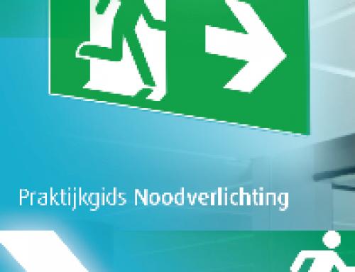 Praktijkgids voor Noodverlichting NVFN is gepubliceerd